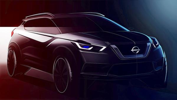 ทีเซอร์ Nissan Kicks เวอร์ชั่นอินเดีย เปิดตัว ตุลาคม นี้
