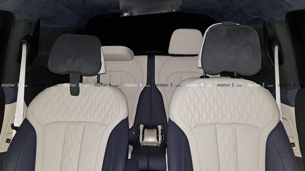 BMW X7 2019 -เบาะนั่ง