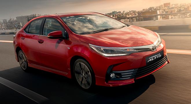Toyota Altis (Corolla)