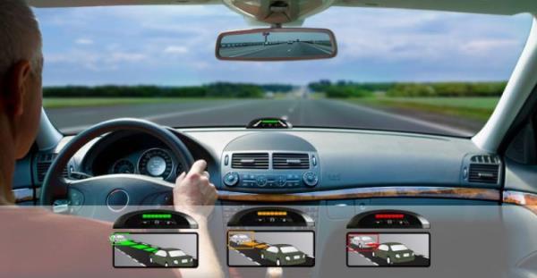 การให้สัญญาณแก่รถคันอื่นทุกครั้งเมื่อทำผิดหรือขอบคุณแก่รถคันอื่น