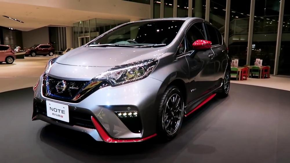 Nissan Note e-Power NISMO S 2018