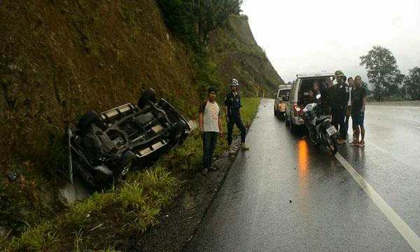 ขับรถไม่ประมาทช่วยลดการเกิดอุบัติเหตุ