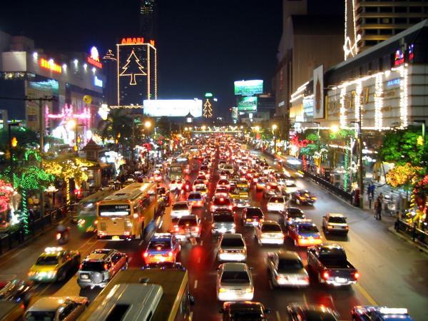 การลดความรุนแรงที่อาจเกิดขึ้นจากอุบัติเหตุบนท้องถนน