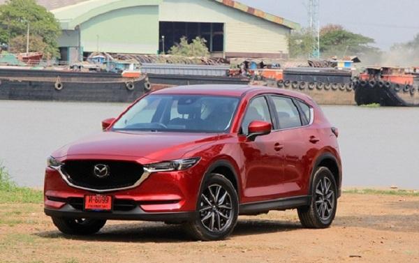 Mazda CX-5 2018 เรียบเท่แต่บ่งบอกถึงความหรูหราในมาดสปอร์ต