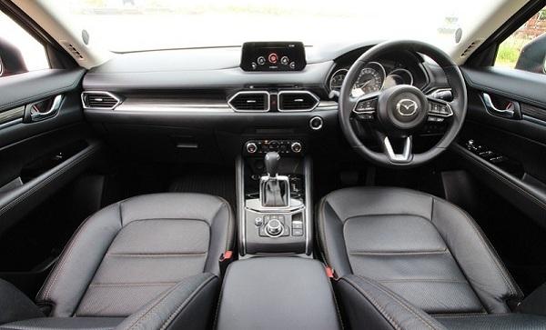 ความเท่ และหรูหราสำหรับ Mazda CX-5 2018 ที่อดหลงรักได้ไม่ยาก