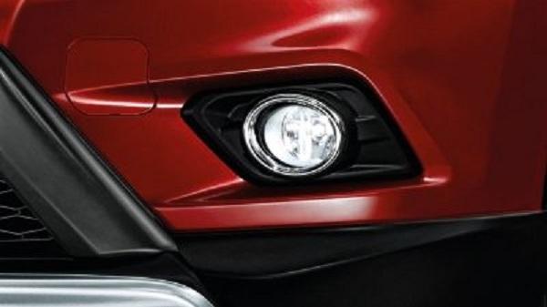 เพิ่มดีไซน์ให้รถหรูด้วยไฟตัดหมอกสำหรับ Nissan X-trail 2018