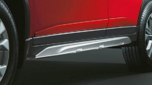 คิ้วขอบประตูแบบโครเมียม สำหรับ Nissan X-trail 2018