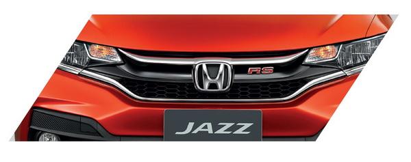 รุ่นย่อยของ Honda Jazz 2018