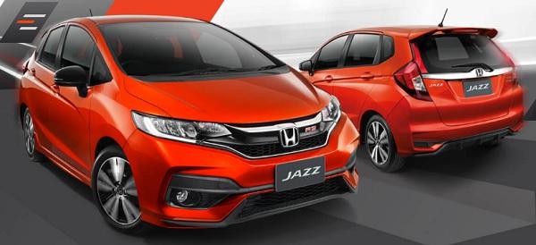 รถยนต์ Honda Jazz 2018