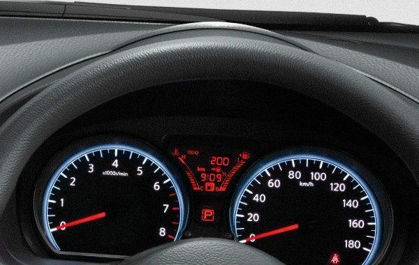 ระบบการแสดงผลของรถยนต์