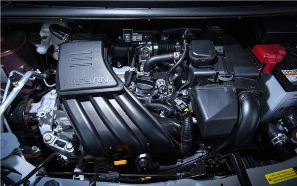 เครื่องยนต์เบนซิน HR12DE  3 สูบ Nissan Note 2018