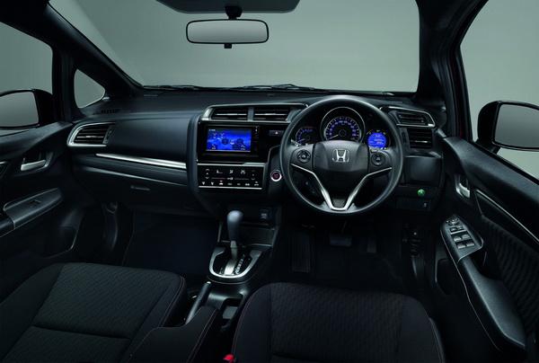 ระบบมัลติฟังก์ชั่นภายในรถ Honda Jazz 2018