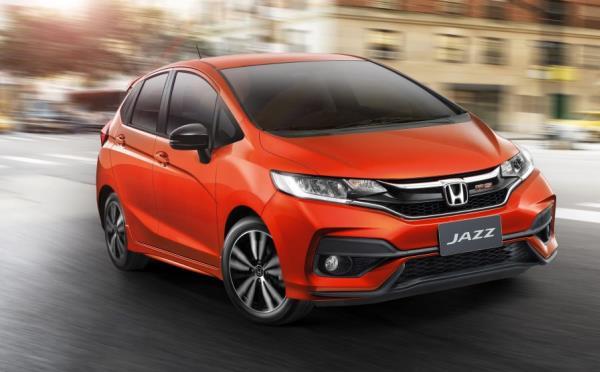 ดีไซน์ภายนอก Honda Jazz 2018