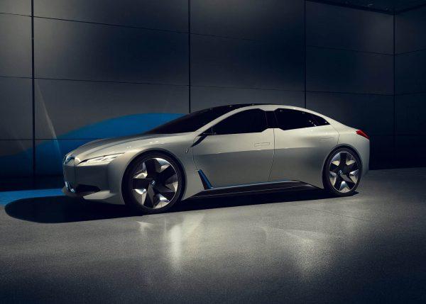 BMW เปิดตัวโปรเจคยักษ์ใหญ่ BMW i4