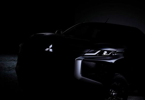 Mitsubishi Triton 2018 ไมเนอร์เชนจ์