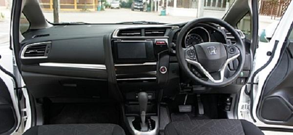 ระบบทำความเย็นใน Honda Jazz