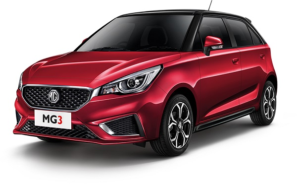 All New MG3 2018