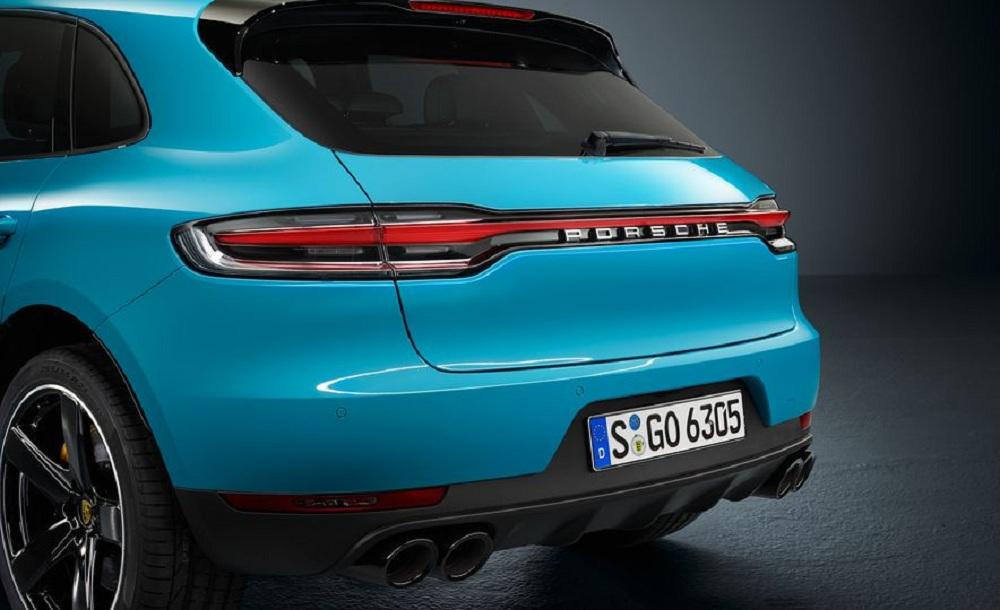 สวยงามลงตัวทันสมัยในทุกจุดกับ Porsche Macan 2019 ไมเนอร์เชนจ์