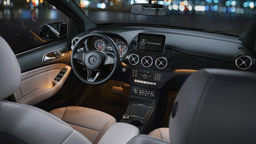Mercedes-Benz B-Class 2019 ใหม่ มีการปรับดีไซน์ใหม่งามสง่าทั้งคัน