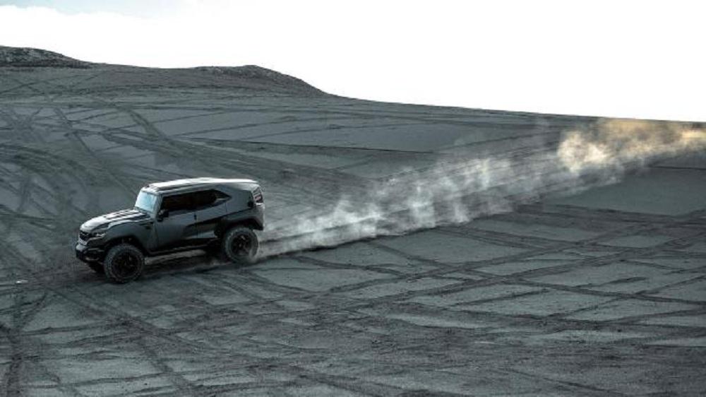 ดุดันทรงพลังทุกการขับขี่กับ REZVAIN TANK X OFF-ROAD
