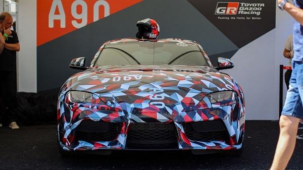 Toyota Supra 2019 ใหม่ ขุมพลัง 300 แรงม้า