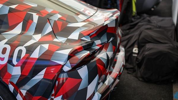 โฉบเฉียวเร้าใจ แรงทุกการขับขี่กับ Toyota Supra 2019 ใหม่