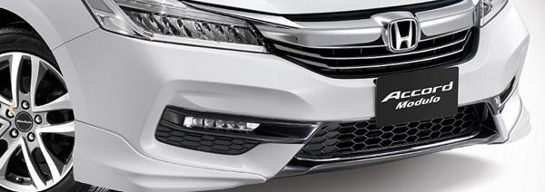 สเกิร์ตหน้าสุดเฉียบจาก Honda Accord Modulo ที่เพิ่มความหรู หล่อแบบลงตัว