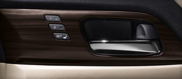 ระบบการอำนวยความสะดวกภายในรถ