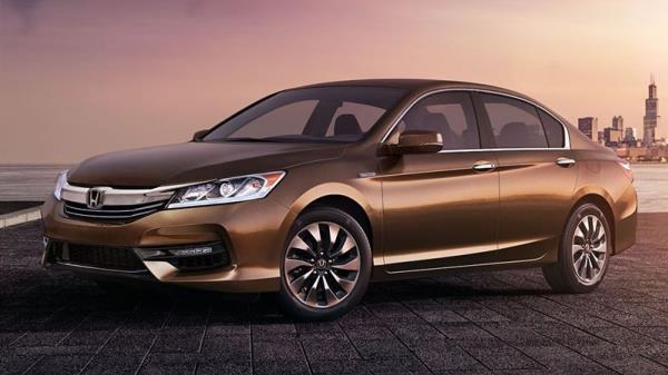 รถยนต์ Honda Accord รุ่น Hybrid