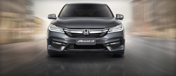 สมรรถนะการใช้งานจริงของ Honda Accord