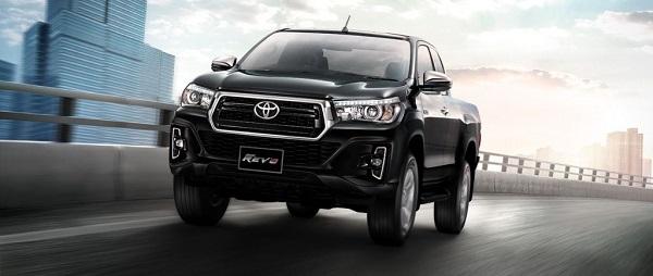 Toyota Hilux Revo Smart  Cab 2018