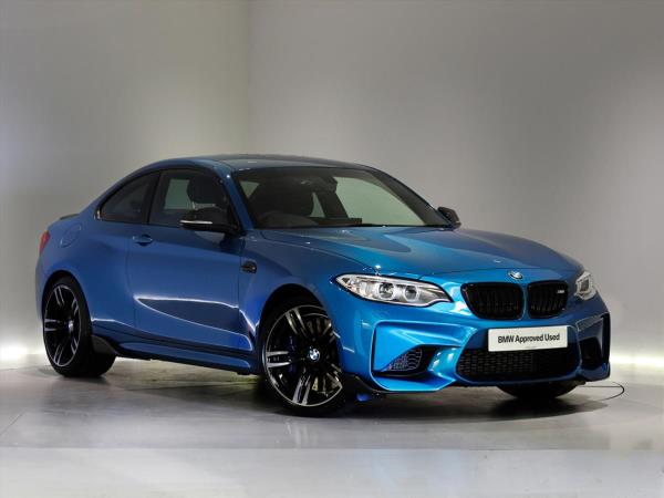 BMW M2 ที่อยู่ระหว่างการพัฒนาจากทาง BMW