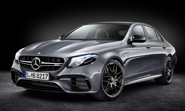 Mercedes-AMG E63 S 4MATIC+ 2019 ใหม่