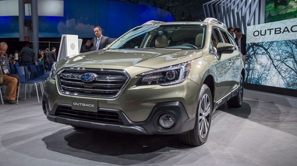 สุดร้อนแรงกับการแนะนำรถยนต์เอนกประสงค์สุดล้ำ  Subaru Outback