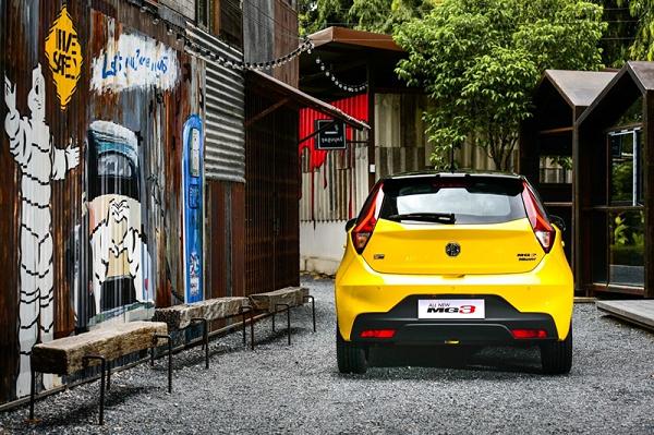 หากรักในความเป็น MG3 ก็ไม่ยากที่จะทำความเข้าใจและปรับตัวสำหรับรถใหม่ในตลาดบ้านเรา