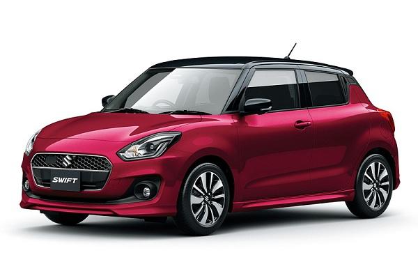 ร้อนแรงอย่างต่อเนื่อง จนต้องเปิดตัว Suzuki  Swift XR  Limited เริ่มต้น  439,000 บาท