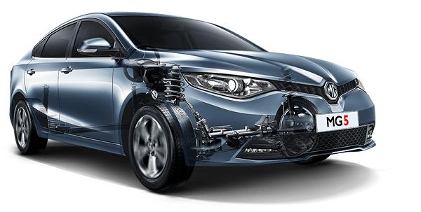 เพราะความเท่และความท้าทายอันน่าสนใจ สำหรับรถยนต์น้องใหม่ในตลาดเมืองไทยอย่าง MG5