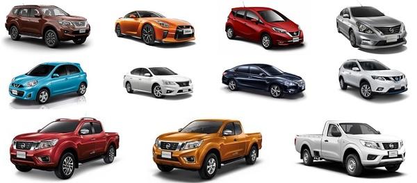 ข้อเสนอสุดพิเศษแห่งปีสำหรับรถยนต์ NISSAN ทุกรุ่น
