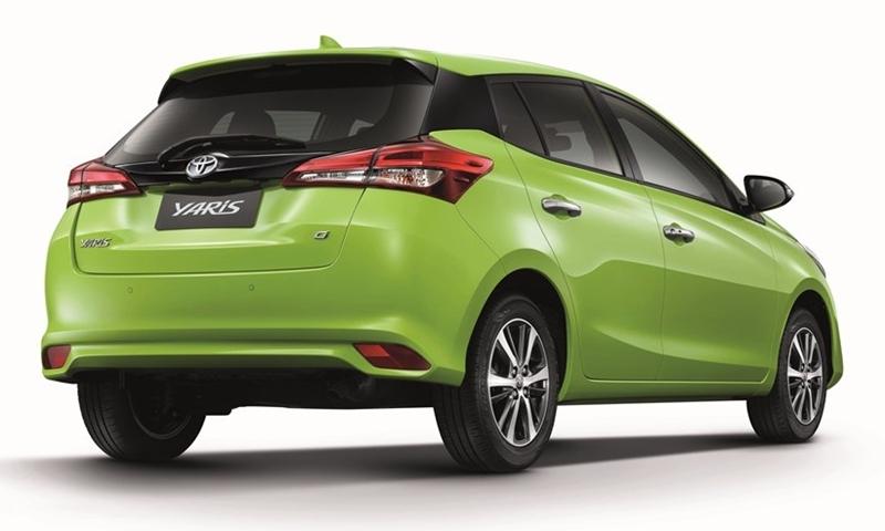 Toyota Yaris G+ 2018