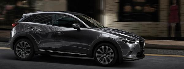 Mazda CX-3  2018 – 2019