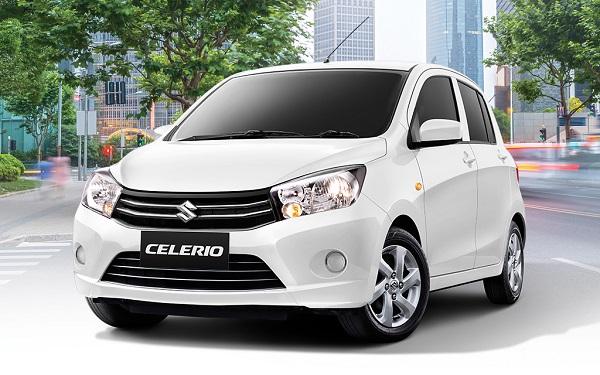 Suzuki Celerio 2018-2019