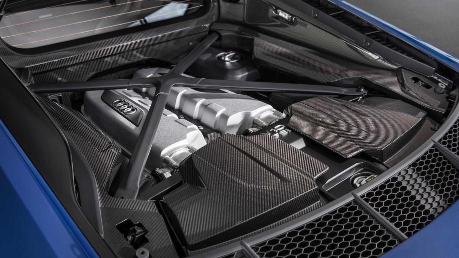 เครื่องยนต์ Audi R8 2019