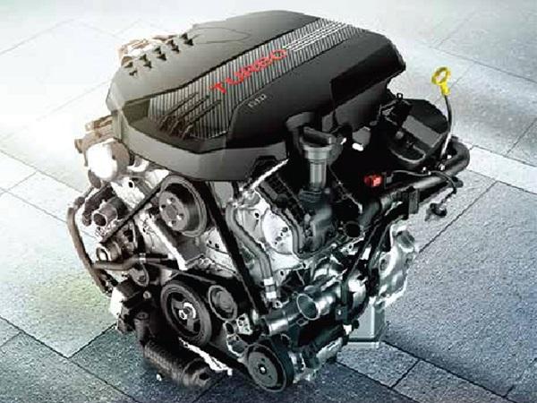 KIA STINGER GTS 2020 มาพร้อมกับเครื่องยนต์เทอร์โบชาร์จขนาด 3.3 ลิตร V6