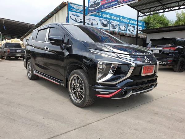 การแต่งรถ Mitsubishi Xpander 2018