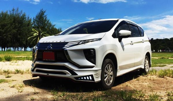 ชุดแต่งรอบคันของ Mitsubishi Xpander 2018