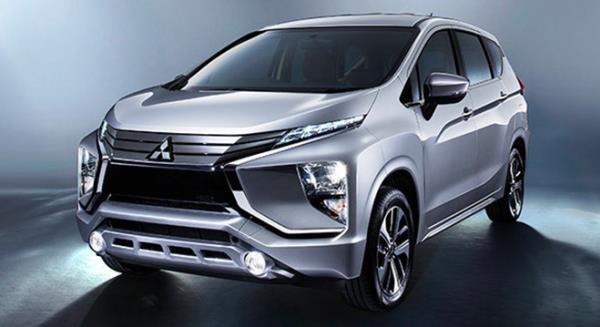 รถยนต์  Mitsubishi Xpander 2018
