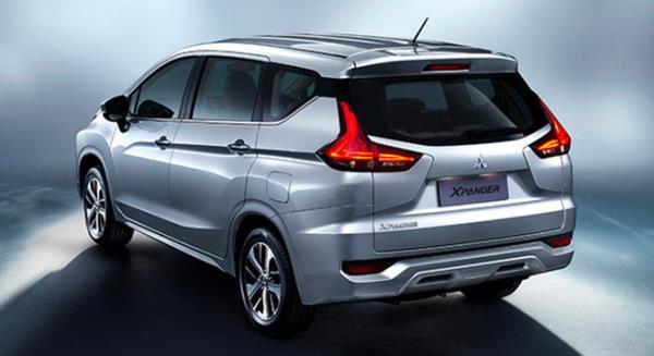ดีไซน์รอบคันของ Mitsubishi Xpander 2018