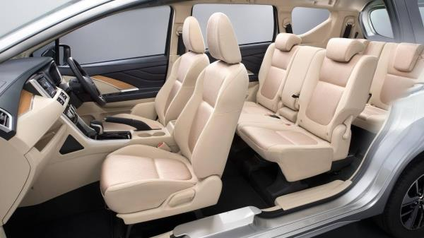 รีวิวภายในของ Mitsubishi Xpander 2018