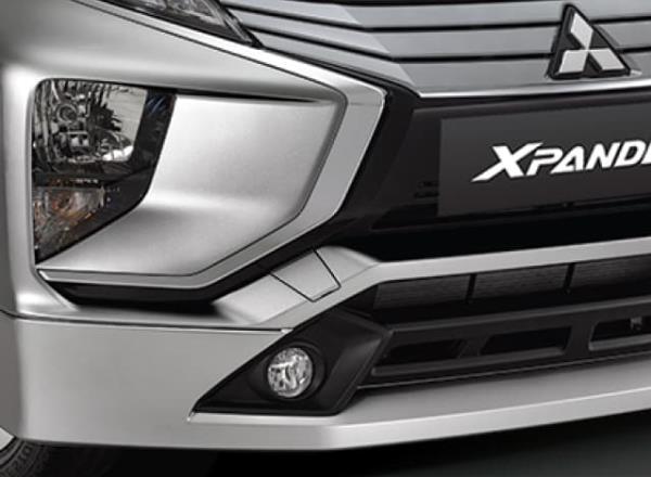 ชุดแต่งชายกันชนหน้าของ Mitsubishi Xpander 2018
