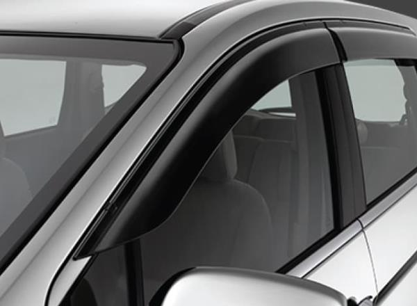 ชุดแต่งคิ้วกันสาดของ Mitsubishi Xpander 2018